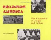Roadside America - The Automobile in Design and Culture