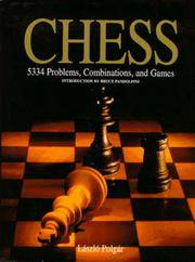 Chess: 5334 Problems, Combinations, and Games by  Laszlo (introduction by Bruce Pandolfini) Polgar - Hardcover - from allianz (SKU: 1884822312[go])