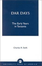 Dar Days: The Early Years in Tanzania