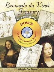 Leonardo Da Vinci Treasury Cd-Rom and Book