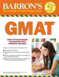 GMAT 18th edition
