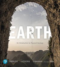image of Earth: An Introduction to Physical Geology (13th Edition)