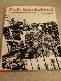 image of God's Own Junkyard: The Planned Deterioration of America's Landscape