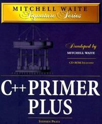 image of C++ Primer Plus (Mitchell Waite Signature Series)