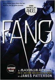 image of Fang: A Maximum Ride Novel