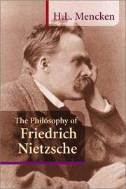 Philosophy of Friedrich Nietzsche / introduction by Charles Bufe