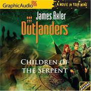 Outlanders # 33- Children of the Serpent