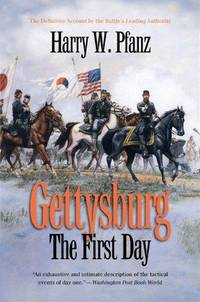 image of Gettysburg: The First Day