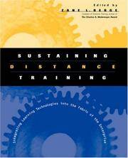 Sustaining Distance Training
