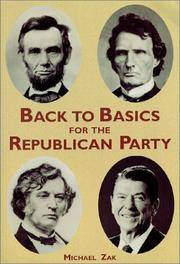 Back to Basics for the Republican Party, Second Edition