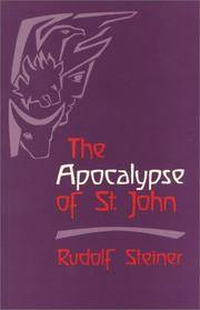 image of The Apocalypse of St. John: Lectures on the Book of Revelation (Cw 104)