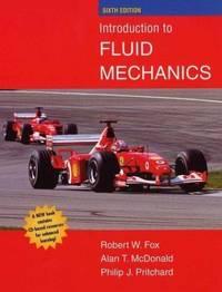 image of Introduction to Fluid Mechanics
