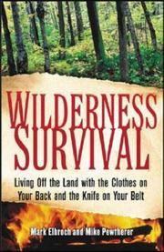 wilderness survival h andbook pewtherer michael