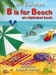 B Is for Beach : An Alphabet Book