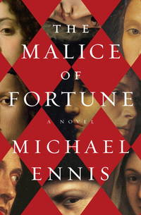 The Malice of Fortune  **SIGNED 1st Edition /1st Printing**