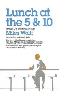Lunch at the 5 and 10 by  Miles Wolff - Paperback - 1990 - from bookstore brengelman and Biblio.com