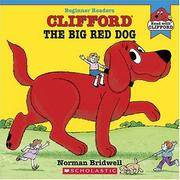 Clifford the Big Red Dog by Norman Bridwell - from allianz and Biblio.com