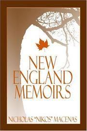 New England Memoirs