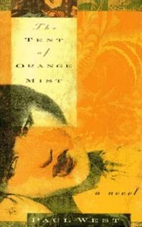 The Tent Of Orange Mist