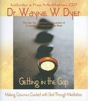 image of Getting in the Gap: Making Conscious Contact with God Through Meditation (Book & CD)