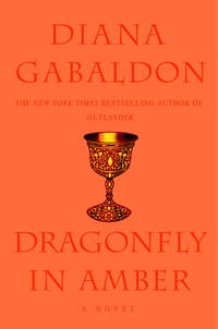 image of Dragonfly in Amber (Outlander)