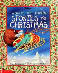 Winnie The Pooh's Stories For Christmas