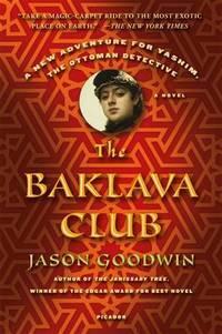 BAKLAVA CLUB (Investigator Yashim)