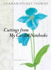 Cuttings from My Garden Notebooks