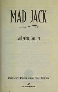 Mad Jack LARGE PRINT hardcover