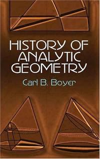 History Of Analytic Geometry