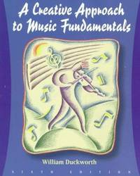 image of A Creative Approach to Music Fundamentals (Music Series)