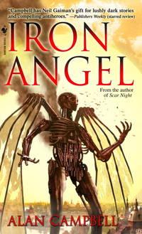 Iron Angel (The Deepgate Codex, II)