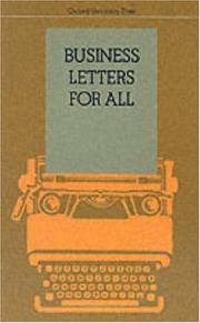 Business Letters for All.