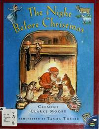 The Night Before Christmas by Clement Clarke Moore - Paperback - 2000-05-04 - from Books Express and Biblio.com