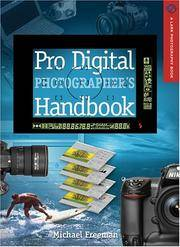 Pro Digital Photographer's Handbook