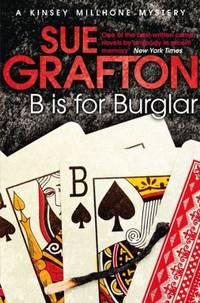 """B"" is for Burglar: A Kinsey Millhone Mystery (Kinsey Millhone Alphabet Mysteries)"
