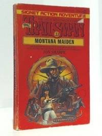 Montana Maiden,  The Trailsman # 11
