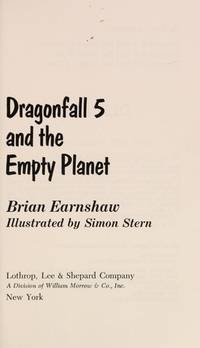 Dragonfall 5 and the Empty Planet by Brian Earnshaw - Paperback - 1st Edition - 1976 - from Always Superior Books and Biblio.com