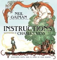 Instructions by  Neil Gaiman - Hardcover - from Mega Buzz Inc and Biblio.co.uk