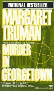 image of Murder in Georgetown (Capital Crime Mysteries)