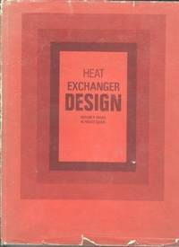 Heat Exchanger Design by  Arthur P.; & M. Necati Ozisik Fraas - Hardcover - Later printing of the 1965 original. - 1965 - from About Books (SKU: 007247)