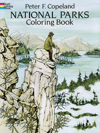 National Parkss: Coloring Book