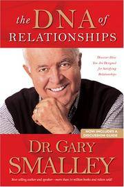 The DNA of Relationships by Gary Smalley - Paperback - from Wonder Book (SKU: L11A-01457)