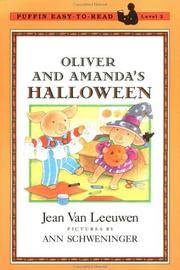 Oliver and Amanda's Halloween