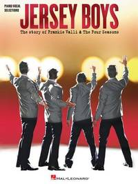 Jersey Boys - Piano/ Vocal Selections