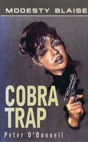 Cobra Trap (The Adventures of Modesty Blaise)
