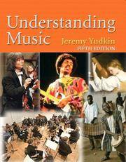 Understanding Music (5th Edition)