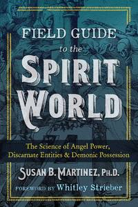 FIELD GUIDE TO THE SPIRIT WORLD: The Science Of Angel Power, Discarnate Entities & Demonic Possession