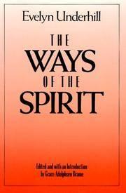 The Ways of the Spirit