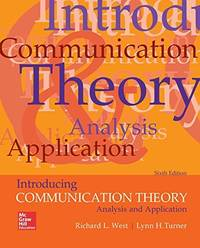 Introducing Communication Theory: Analysis and Application (6th US Edition)